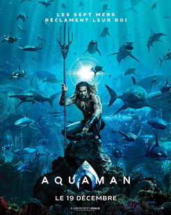 Aquaman de James Wan - 2018/ Fantastique
