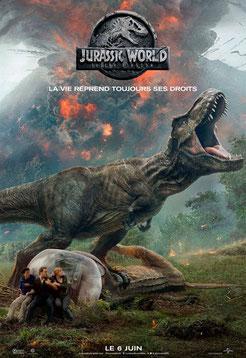 Jurassic World 2 - Fallen Kingdom de  J.A. Bayona - 2018 / Fantastique
