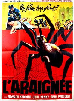 L'Araignée de Bert I. Gordon - 1958 / Science Fiction