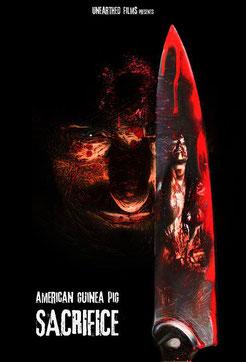 American Guinea Pig - Sacrifice de Poison Rouge - 2017 / Gore