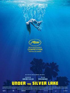 Under The Silver Lake de David Robert Mitchell - 2018 / Thriller - Fantastique