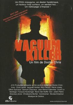 Vacuum Killer de Christophe Lamot - 2006 / Comédie - Horreur