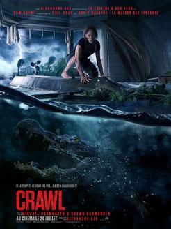 Crawl d'Alexandre Aja (2019)
