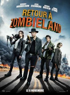 Retour à Zombieland de Ruben Fleischer (2019)