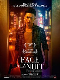 Face à La Nuit de  Wi Ding Ho (2018)