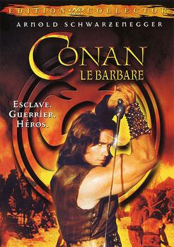Conan Le Barbare de John Milius - 1982 / Heroic Fantasy - Fantastique