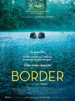 Border d'Ali Abbasi - 2018 / Fantastique - Thriller