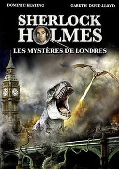 Sherlock Holmes - Les Mystères De Londres de Rachel Lee Goldenberg - 2010 / Thriller - Fantastique