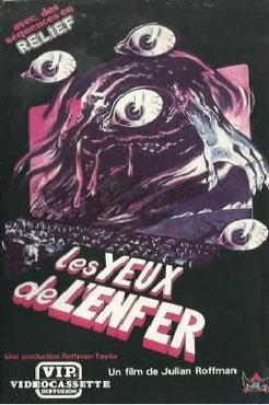 Les Yeux de l'Enfer de Julian Roffman - 1961 / Horreur