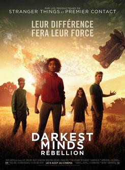 Darkest Minds : Rébellion de Jennifer Yuh Nelson - 2018 / Science-Fiction