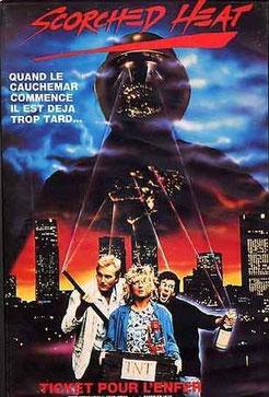 Scorched Heat - Ticket Pour l'Enfer de Peter Borg - 1978 / Horreur