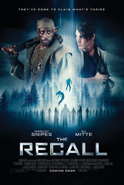 The Recall de Mauro Borrelli - 2017 / Science-Fiction