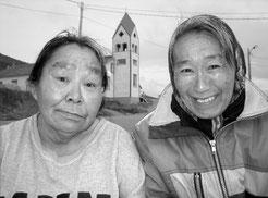 Indígenas canadienses. CC: André Perron