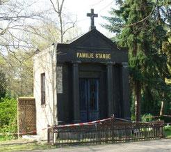 Mausoleum Fam. Stange, © Diana Schaal