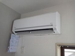 エアコン工事・空調設備工事おまかせください