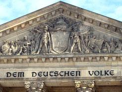 Reichstagsgebäude Berlin – Parlamentssitz des Deutschen Bundestages