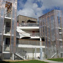 Doman, Billère (64), projet d'habitat participatif, Le COL