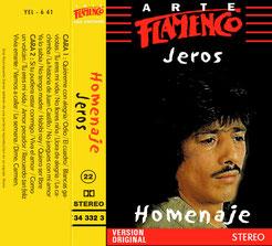 Homenaje a Jeros. EL Arte Flamenco