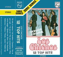 LOS CHICHOS - recopilaciones  12 hits