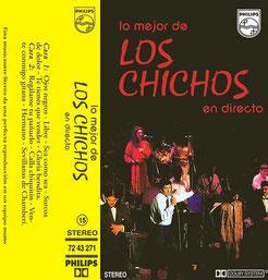 LOS CHICHOS en directo