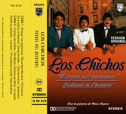 LOS CHICHOS  porque nos queremos
