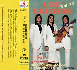 LOS CHICHOS vol  18