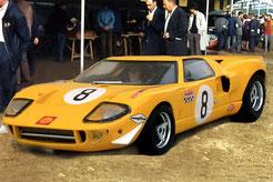 24h du Mans 1968.