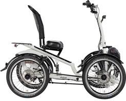 Pfau Tec Tibo 4 Therapierad für Erwachsene Front-Dreirad Vierrad 2020