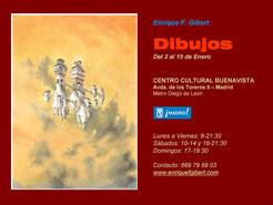 cartel exposición, carteles exposición, exposiciones de dibujo