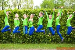 L18-Team in Hohenhameln