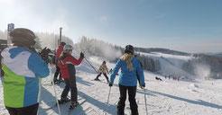 Skiurlaub Winterberg: Skifahren und Snowboarden im Sauerland