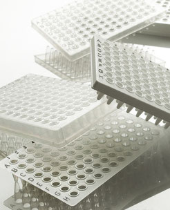 PCR Platten and 96-well PCR-Plate