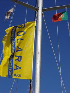 SOLARA Solartechnik stark im Wind - Qualität auf allen Weltmeeren