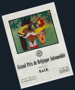 XIIIº Grand Prix de Belgique de 1961