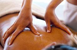 Détente du dos grâce au massage balinais