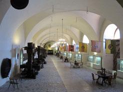 Mainfränkisches Museum, Kelterhalle