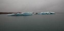 Jökulsárlón, Island, Eisberge