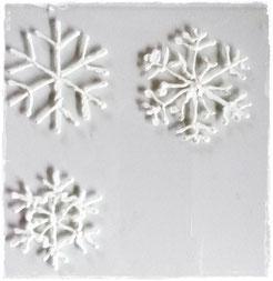 Frostliner für Schneemalen