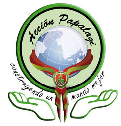 Logotipo Acción Papalagi