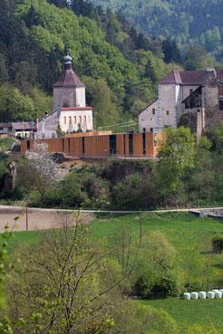 Burg und Museum
