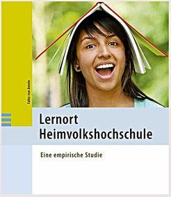 Buchcover Lernort Heimvolkshochschule - Eine empirische Studie