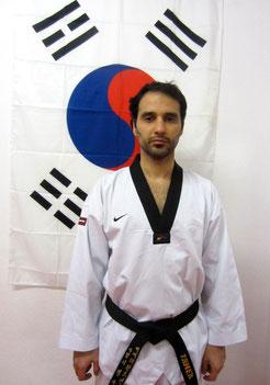 Taekwondo Großmeister Tamer Atcal