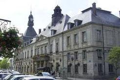 Le Musée Alfred Danicourt dans l'Hotel de Ville Péronne Somme