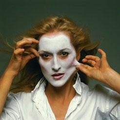 Meryl Streep, Lune Noire en Bélier en maison IX.