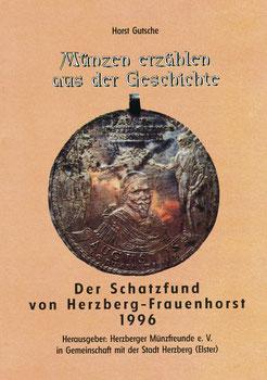 """Cover """"Der Schatzfund von Herzberg-Frauenhorst 1996"""""""