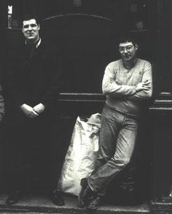 Hoxton Tom en Millwall Roi