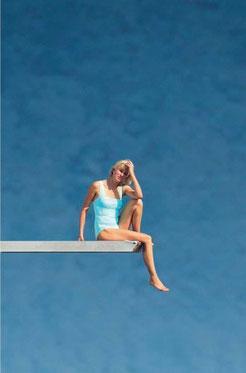Naomi Watts est Diana, sur le yacht de Dodi al-Fayed, à l'été 1997 (©Le Pacte Distribution)