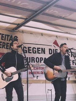 Anti-Flag. Quelle: Nadi