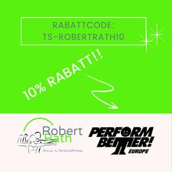 Robert Rath Perform Better Rabattcode Sparen Angebot Fitness Personaltrainer Rosenheim Chiemsee
