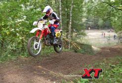Yamaha TT 350 Saalfelder Runde 19